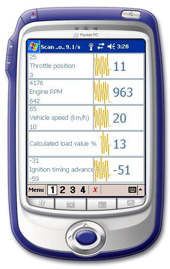 OBDKey  OBD Software (Windows, Windows Mobile, Google Android, Java